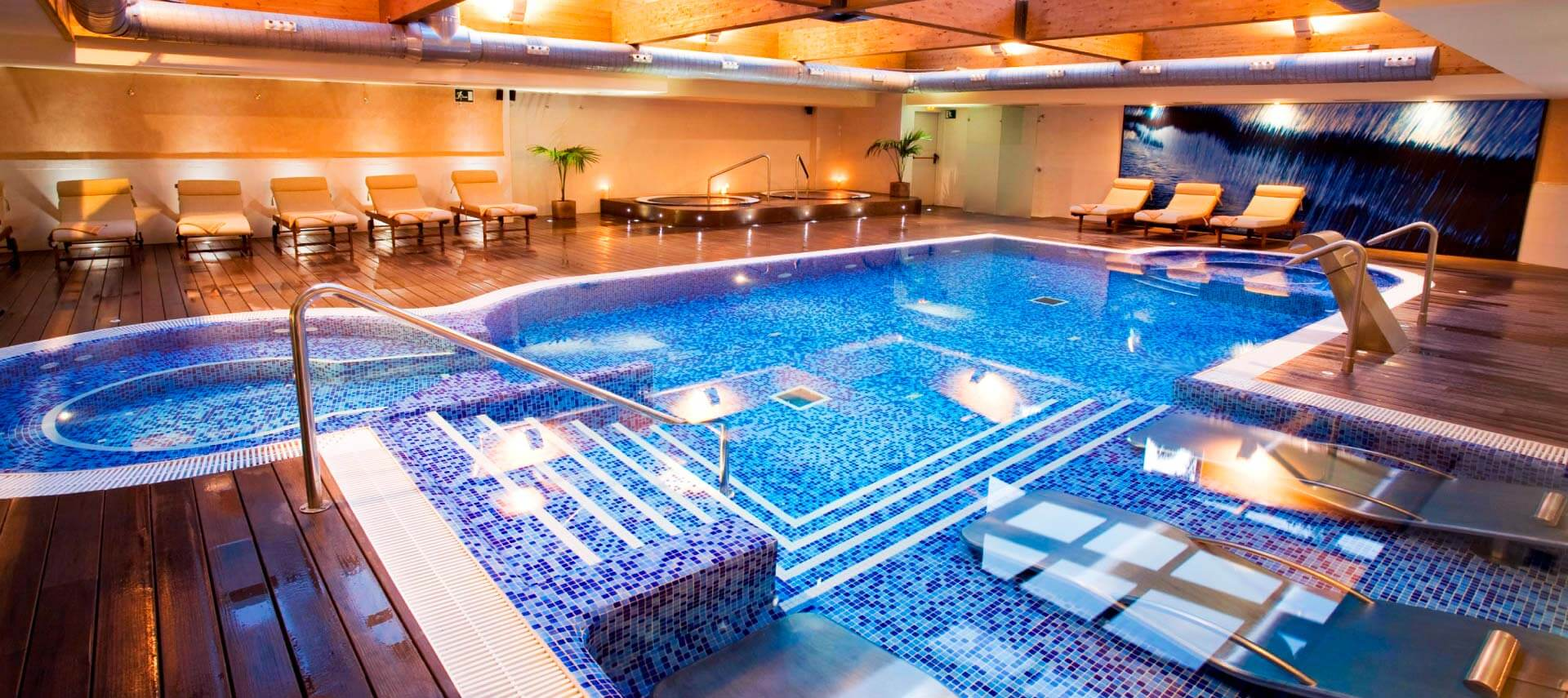 Centro de spa en Barcelona